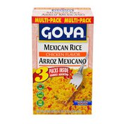 Goya Mexican Rice, Chicken Flavor, Multi-Pack