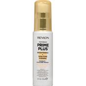 Revlon Makeup + Skincare Primer, Prime Plus, Brightening + Skin-Tone Evening 001