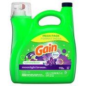 Gain Aroma Boost Liquid Laundry Detergent, Moonlight Breeze Scent