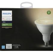 Philips Light Bulb, White, LED, Bright White, 14 Watts
