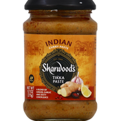 Sharwood's Curry Paste, Indian, Tikki Paste, Medium
