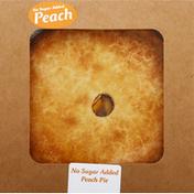 Table Talk Pie, Peach