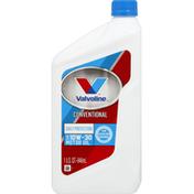 Valvoline Motor Oil, SAE 10W-30, Conventional