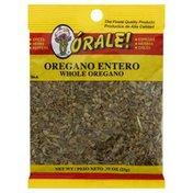Orale! Oregano, Whole