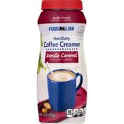 Food Lion Coffee Creamer, Non-Dairy, Vanilla Caramel