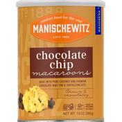 Manischewitz Macaroons, Chocolate Chip