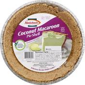 Manischewitz Pie Shell, Coconut Macaroon
