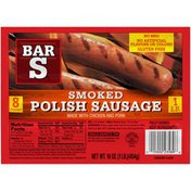 Bar-S Smoked Polish Sausage