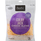 Essential Everyday Cheese Blend, Colby Jack, Classic Cut