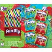 Lik-m-aid Fun Dip Canes