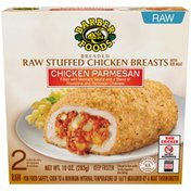 Barber Foods Chicken Parmesan Stuffed Chicken Breast