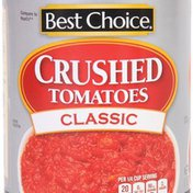 Best Choice Classic Crushed Tomatoes
