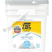 Purina Tidy Cats Light Weight, Low Dust, Clumping, LightWeight Glade Clear Springs Multi Cat Litter