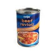 Meijer beef ravioli in tomato & meat sauce