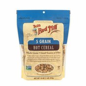 Bob's Red Mill 5 Grain, Rolled, Hot Cereal
