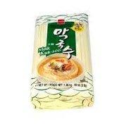 Wang Korea Thin Round Dried Noodles