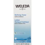 Weleda Refining Toner, Lotion
