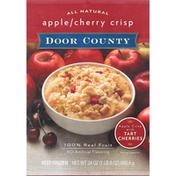 Door County Apple/Cherry Crisp, All Natural