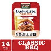 Coleman Budweiser BBQ Classic Pulled Pork