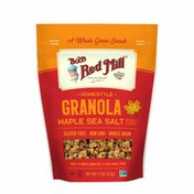 Bob's Red Mill Homestyle Maple Sea Salt Granola