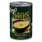 Amy's Kitchen Organic Split Pea Soup, Low Fat