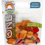 Sunset Peppers, Mini