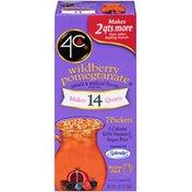 4C PSD-TL Packet Wildberry Pomegranate PSD-Sugar Free