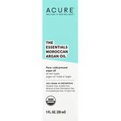 Acure Argan Oil, the Essentials, Moroccan