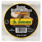 El Sembrador Cheese, Fresh, Queso Blanco Fresco