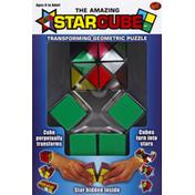 Starcube Geometry Puzzle, Transforming