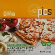 PICS Pizza, Cauliflower Crust, Margherita