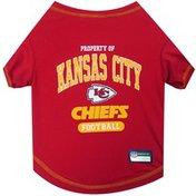 Pet First Extra Small Kansas City Chiefs Pet T-Shirt