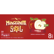 Manzanita Sol Apple Soda