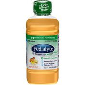 Pedialyte Electrolyte Solution Tropical Fruit Ready-to-Drink Bottles