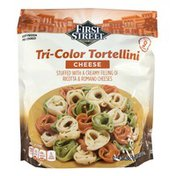 First Street Tri-Color Tortellini Pasta