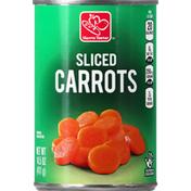 Harris Teeter Carrots, Sliced