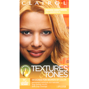 Clairol Permanent Hair Color, Lightest Blonde 7G