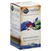 Garden of Life Men's Whole Food Multivitamin Dietary Supplement