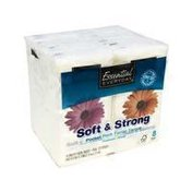 Essential Everyday Pocket Pack Facial Tissue 2 Ply Packs