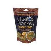 Blue Monkey Gf Dk Cinnamon Baked Coconut Chips