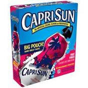 Capri Sun Fruit Punch Juice Drink