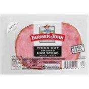 Farmer John Thick Cut Smoked Ham Steak
