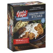 Fast Fixin Country Fried Steaks