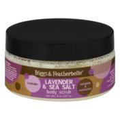 Biggs & Featherbelle Body Scrub Lavender & Sea Salt