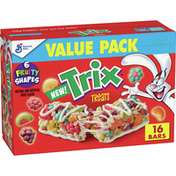 Trix Treats Cereal Bars, Value Pack, 16 Count
