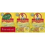 Sun-Maid Raisins, Golden, Sour Lemon Flavored