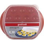 GoodCook Deviled Egg Tray, 14 Capacity