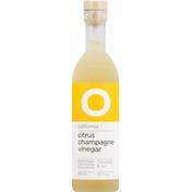 O Olive Oil & Vinegar Vinegar, Citrus Champagne, California