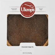 Ukrops Chocolate Fudge Pie