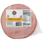 Open Acres Boneless Ham Steak